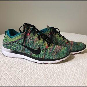 Nike I Free FlyKnit TR Lunar Running Shoes 10.5 10